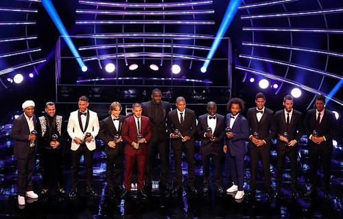 Salah, Courtois và những bất thường của giải The Best