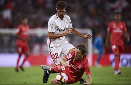 Các ngôi sao của Real trải qua một trận đấu đầy thất vọng.