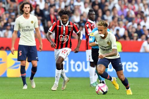 Kết quả Nice 0-3 PSG: Neymar rực sáng