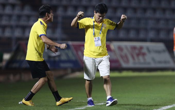 Niềm vui và nỗi buồn sau trận 'chung kết ngược' V-League 2018