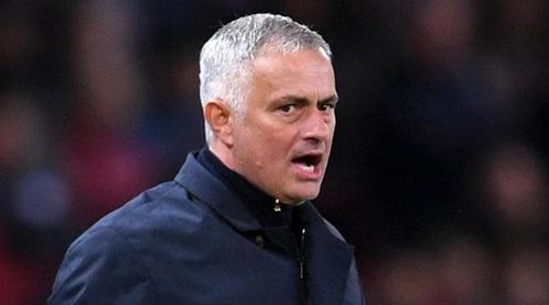 Mourinho có thể bị vạ miệng, sau khi tìm lại niềm vui chiến thắng. Ảnh: PA.