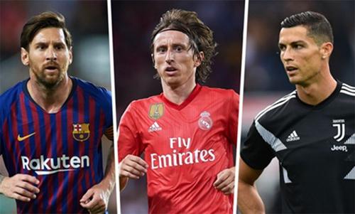Messi nhận được nhiều tình cảm của giới hâm mộ bóng đá.