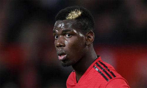 Pogba từng mất băng đội phó Man Utd do công khai đòi đội bóng chơi tấn công nhiều hơn. Ảnh: Reuters