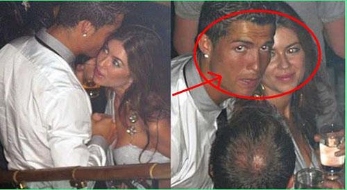 Ronaldo và Kathryn có nhiều cử chỉ thân mật tại hộp đêm, trước khi chuyện đáng tiếc xảy ra tại căn penthouse của Ronaldo.