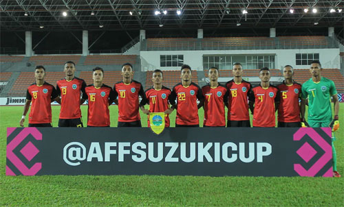 Timor Leste phải mượn sân ở Thái Lan và Malaysia làm sân nhà ở giải vô địch bóng đá Đông Nam Á 2018