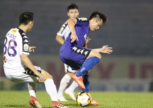 Bình Dương hòa Hà Nội 3-3 sau hai lượt trận, giành vé vào chung kết nhờ luật bàn thắng sân khách.