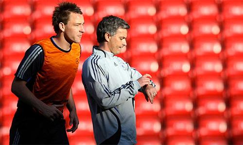 Sự chu đáo, quan tâm đến từng chi tiết nhỏ của Mourinho trong các buổi tập làm Terry nhận ra tầm quan trọng của khâu chuẩn bị cho mỗi trận đấu.