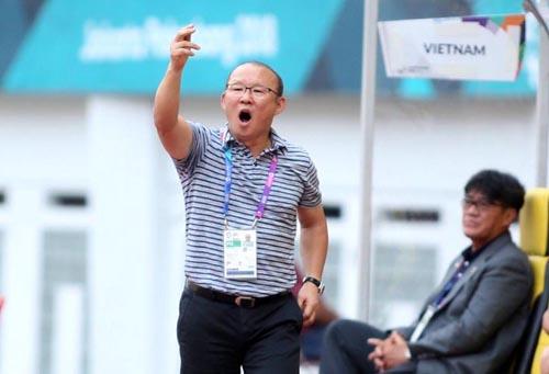HLV Park Hang-seo tuyên bố mạnh trước giải AFF Cup 2018