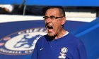 Sarri: 'Man Utd mạnh hơn Chelsea về thể chất'