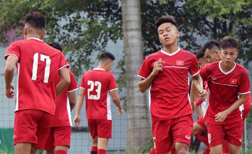U19 Việt Nam buộc phải có điểm trước Australia mới có hi vọng giành vé vượt qua vòng bảng.