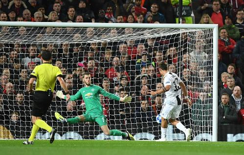 Dybala ghi bàn thắng duy nhất của trận đấu. Ảnh: DM.