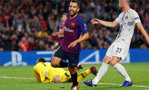 Barca xử đẹp Inter dù thiếu Messi