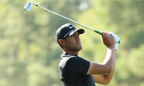 Finau giữ đỉnh bảng nhờ phong độ chói sáng trong ba hố cuối. Ảnh: Golfchannel.