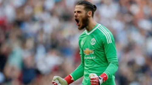 De Gea ra đi sẽ là tổn thất lớn cho Man Utd. Ảnh: AFP.