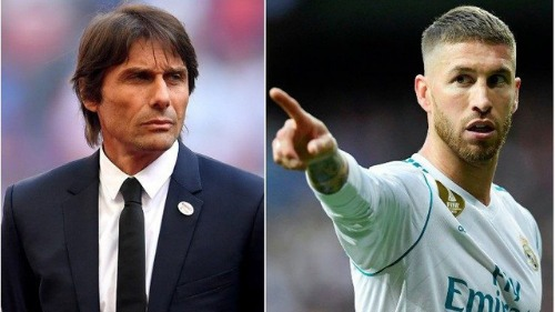 Trình độ của Conte đã được chứng minh bằng chức vô địch ở Serie A và Ngoại hạng Anh, nhưng cá tính mạnh khiến ông có thể gặp rắc rối ở đội bóng vốn có nội tình phức tạp như Real. Ảnh: AFP.