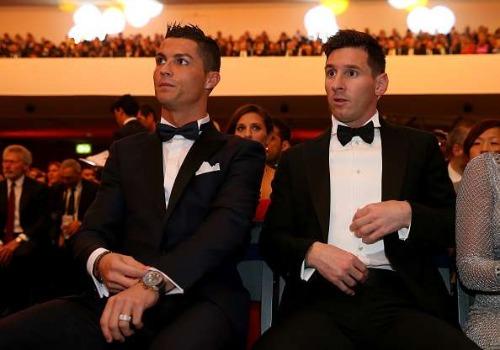 Ronaldo: 'Chỉ tôi và Messi ở đỉnh cao thế giới suốt 10 năm qua'
