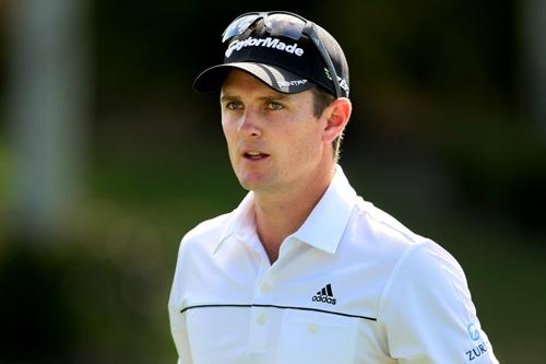 Rose từng lỡ cơ hội lên số một thế giới vào tuần trước khi chỉ xếp thứ ba chung cuộc tại HSBC Champions. Ảnh: Golfweek.