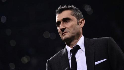 Valverde và Barca đang có khởi đầu tốt tại Champions League. Ảnh:AFP.