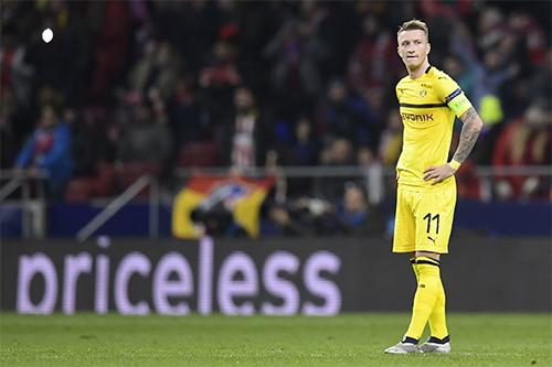 Dortmund chỉ có bốn cú dứt điểm hôm qua, và không có cú nào trong đó đi trúng hướng cầu môn. Đó là thông số tệ nhất của họ ở Champions League từ khi các chỉ số này được thống kê vào năm 2003.
