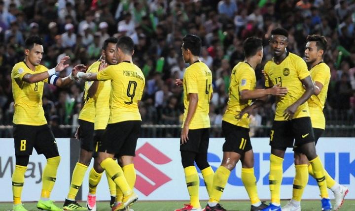 Video: Campuchia vs Malaysia