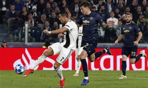 Ronaldo ghi bàn vào lưới đội bóng cũ nhưng không có niềm vui trọn vẹn. Ảnh: AP.