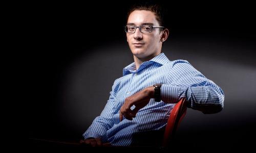 Caruana đại diện cho trí tuệ Mỹ, tiến bộ chóng mặt thời gian qua. Ảnh: AFP.