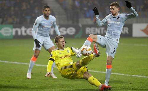 Chelsea thi đấu vừa phải cũng giành được chiến thắng.