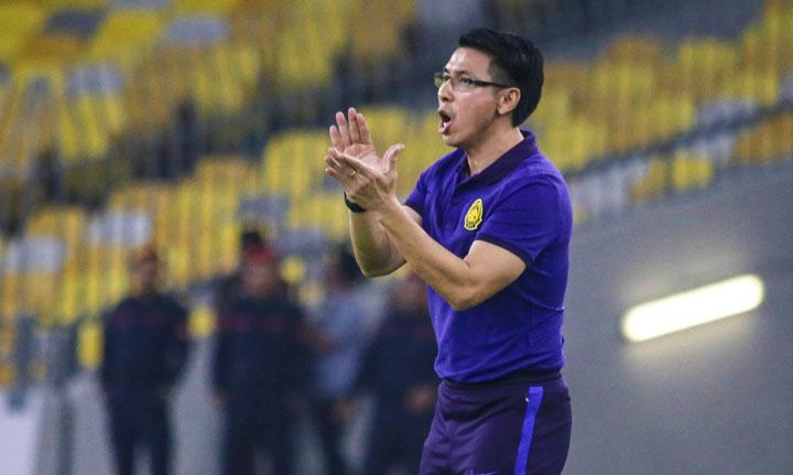 HLV Tan Cheng Hoe đánh giá cao Việt Nam nhưng tin rằng chiến thắng sẽ thuộc về Malaysia.