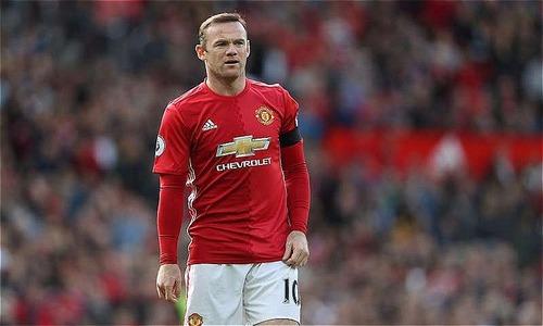 Rooney xấu hổ trong năm cuối ở Man Utd - Thể Thao