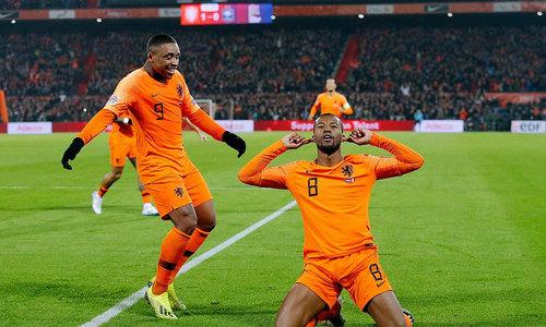 Hà Lan hạ Pháp, đẩy Đức xuống hạng B Nations League - Thể Thao