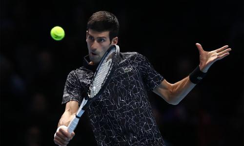 Djokovic toàn thắng tại vòng bảng ATP Finals 2018 - Thể Thao