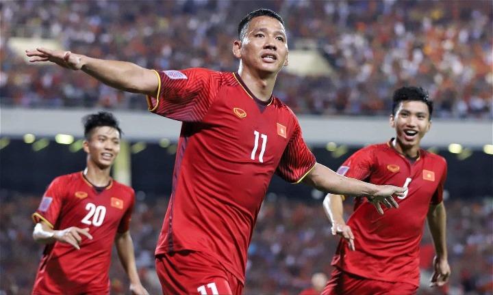 Đánh bại Việt Nam là bài toán hóc búa với các đội bảng A. Ảnh: Giang Huy.