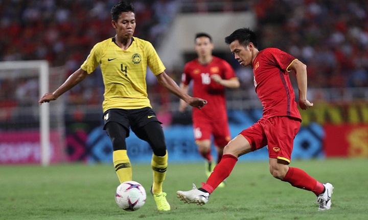 Syahmi Safari là một trong những tài năng trẻ sáng giá của tuyển Malaysia. Ảnh: Đức Đồng.
