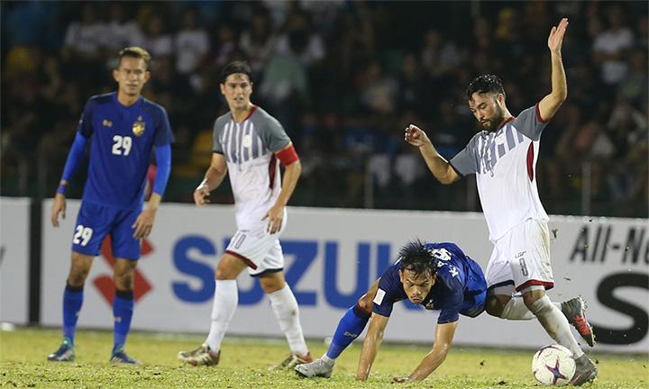 HLV Eriksson tiếc nuối khi Philippines không thắng Thái Lan trên sân nhà. Ảnh: AFF.