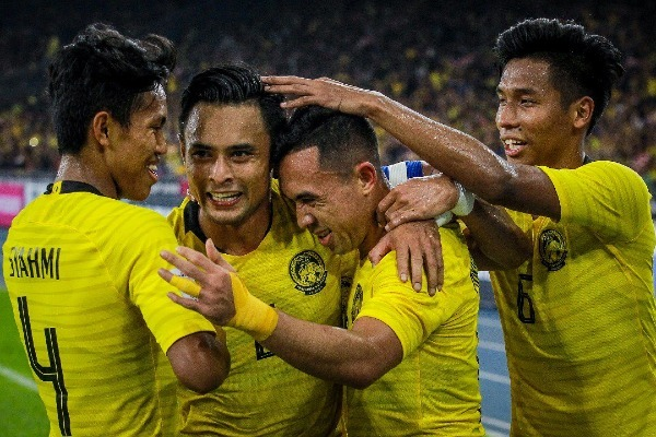 Video: Malaysia vs Myanmar