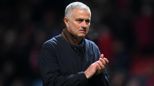 Mourinho có điểm sáng đầu tiên sau gần nửa mùa giải 2018-2019. Ảnh: AFP.