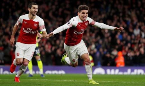 Torreira bây giờ là nhân tố không thể thiếu trong lối chơi của Arsenal.