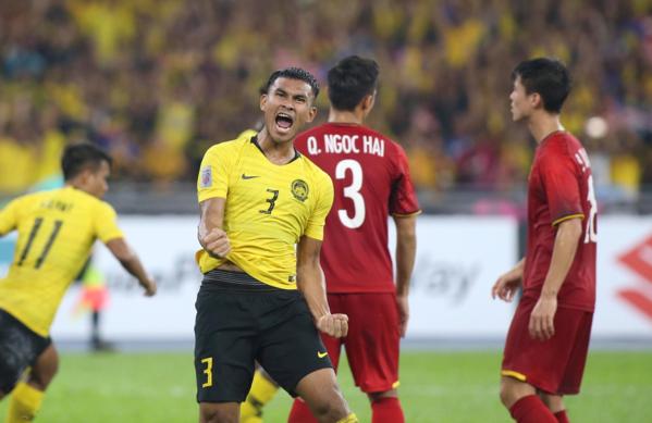 Malaysia chứng tỏ sự tiến bộ thần tốc trước Việt Nam. Ảnh: Đức Đồng.