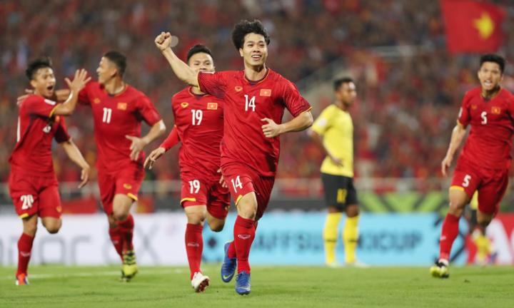 Việt Nam đã thắng Malaysia ở vòng bảng nhưng trận chung kết lại là câu chuyện khác. Ảnh: Đức Đồng.