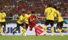 Malaysia được hiến kế trước trận đấu Việt Nam