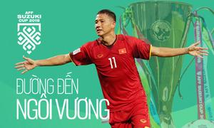 Đường đến ngôi vô địch AFF Cup 2018 của Việt Nam