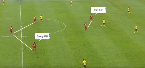 Những điểm nhấn chiến thuật của Việt Nam ở AFF Cup 2018 - 4