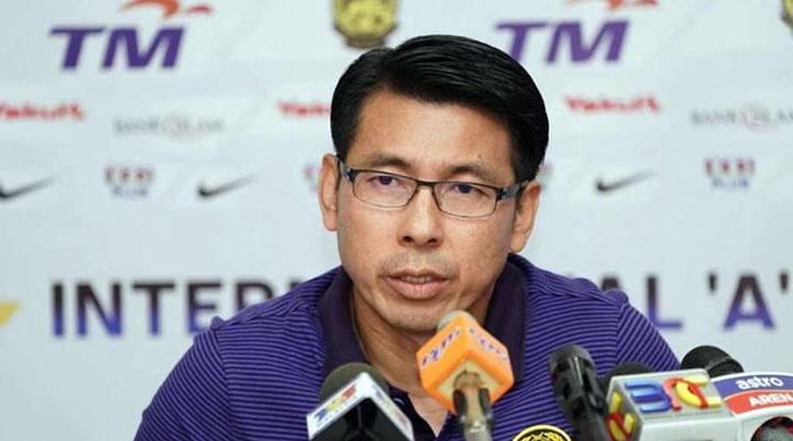 Đội trưởng Malaysia bênh vực HLV Tan Cheng Hoe - ảnh 1