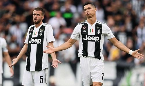 Juventus được cho là sẽ gặp khó khăn khi chạm trán Atletico ở vòng 1/8. Ảnh: AFP.