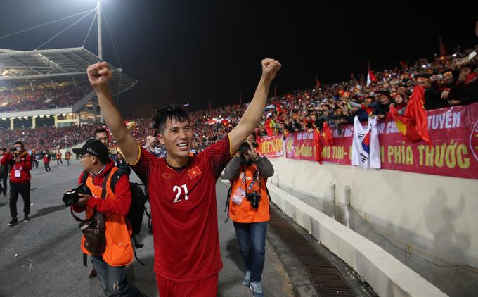 Việt Nam có bốn cầu thủ trong đội hình hay nhất AFF Cup 2018