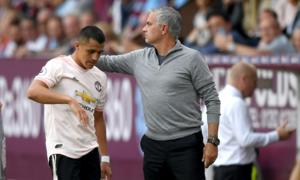 Sanchez cược 25.000 đôla về việc Mourinho bị sa thải