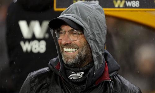 Klopp đang giúp Liverpool trở thành một trong những đội bóng hàng đầu của Anh và châu Âu. Ảnh; Reuters