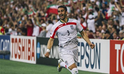Hajsafi đang có tròn 100 trận khoác áo tuyển Iran. Anh hiện chơi bóng ở trong nước, cho CLB Tractor Sazi tại giải Ngoại hạng Iran.