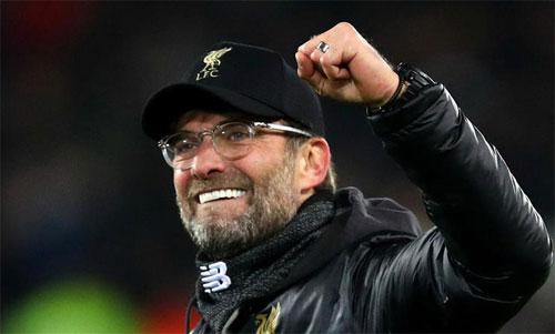 Vinh quang đang chờ đón Liverpool của Klopp. Ảnh: Reuters