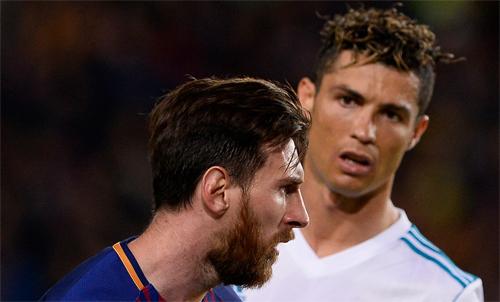 Messi và Ronaldo từng làm nên cuộc đua hấp dẫn tại La Liga. Ảnh: Reuters